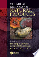 Chemical Biology of Natural Products Book
