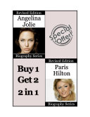 Pdf Celebrity Biographies - The Amazing Life Of Angelina Jolie and Paris Hilton - Famous Stars Telecharger