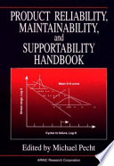 Product Reliability Maintainability And Supportability Handbook Book PDF