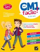 Pdf Mon CM1 facile ! adapté aux enfants DYS ou en difficulté d'apprentissage Telecharger