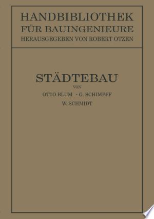 [pdf - epub] Städtebau - Read eBooks Online