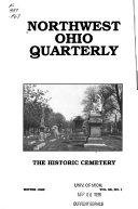 Northwest Ohio Quarterly