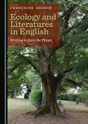 Ecology and Literatures in English ebook