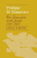 Prologue to Democracy [Pdf/ePub] eBook