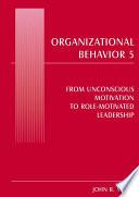 Organizational Behavior 5 Book