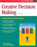 Creative Decision Making
