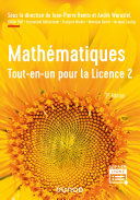 Pdf Mathématiques - Tout-en-un pour la Licence 2 - 3e éd. Telecharger