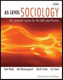 As Level Sociology