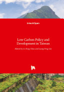 Low Carbon Policy and Development in Taiwan