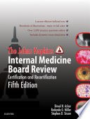 Johns Hopkins Internal Medicine Board Review E Book