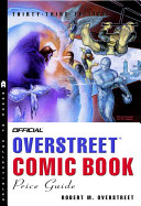 Official Overstreet Comic Book Price Guide Book PDF