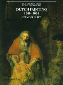 Dutch Painting 1600 1800