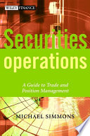 Securities Operations