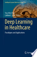 Deep Learning In Healthcare Book PDF