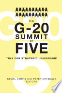 The G 20 Summit At Five Book PDF