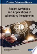 Recent Advances and Applications in Alternative Investments Book