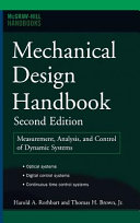 Mechanical Design Handbook Second Edition Book PDF