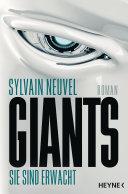 Giants - Sie sind erwacht: Roman