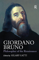 Pdf Giordano Bruno: Philosopher of the Renaissance