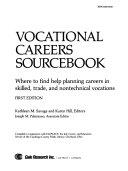 Vocational Careers Sourcebook