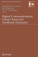 Digital Communications Using Chaos and Nonlinear Dynamics