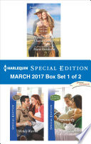 Harlequin Special Edition March 2017 Box Set 1 of 2 Book PDF