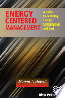 Energy Centered Management Book
