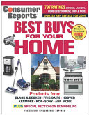 Best Buys for Your Home 2004 Book