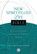 NIV  New Spirit Filled Life Bible  eBook