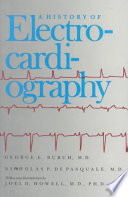 A History of Electrocardiography