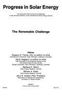 Progress in Solar Energy Book