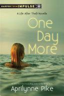 One Day More [Pdf/ePub] eBook