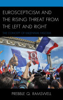 Euroscepticism and the Rising Threat from the Left and Right Pdf/ePub eBook