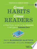Great Habits Great Readers Book PDF