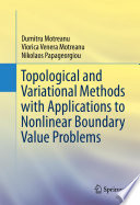 Nonsmooth Critical Point Theory And Nonlinear Boundary Value Problems [Pdf/ePub] eBook