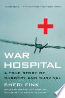 War Hospital Book PDF