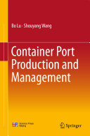 Container Port Production and Management Pdf/ePub eBook