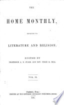 The Home Monthly Book