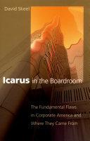 Icarus in the Boardroom Pdf