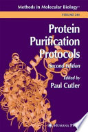 Protein Purification Protocols Book