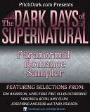 PitchDark Presents the Dark Days of Supernatural Paranormal Romance Sampler [Pdf/ePub] eBook