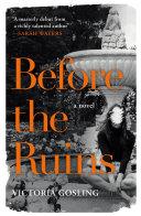 Before the Ruins Pdf/ePub eBook