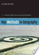 Key Methods In Geography Book