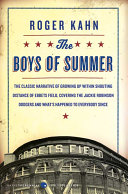 Pdf The Boys of Summer Telecharger