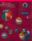 Exploring Psychology in Modules + Student Video Tool Kit