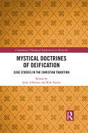 Pdf Mystical Doctrines of Deification