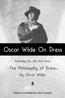Oscar Wilde on Dress (ebook)