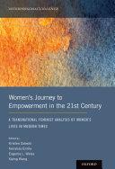 Women's Journey to Empowerment in the 21st Century [Pdf/ePub] eBook