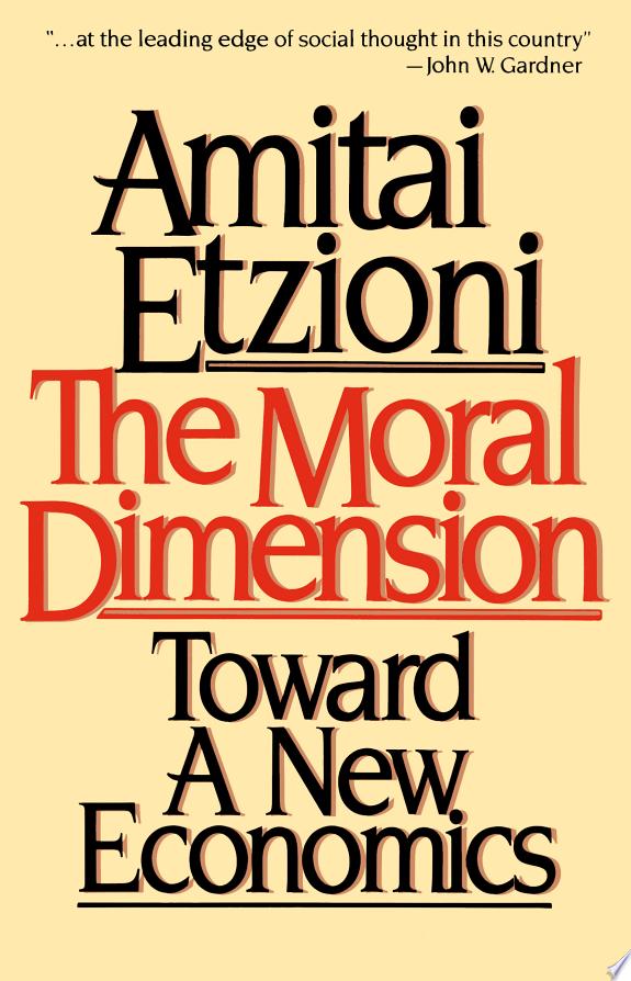 Moral Dimension