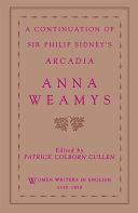 A Continuation of Sir Philip Sidney's Arcadia ebook